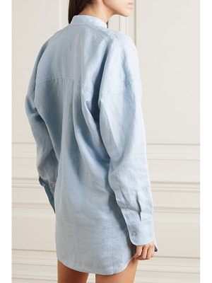 Bondi Born everywhere linen shirt
