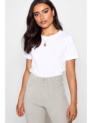Boohoo Basic Crew Neck T-Shirt