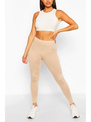 Boohoo Basic High Waist Legging