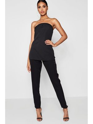 Boohoo Boutique Tailored Tapered Trouser