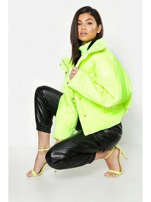 Boohoo Boutique Oversized Padded Jacket