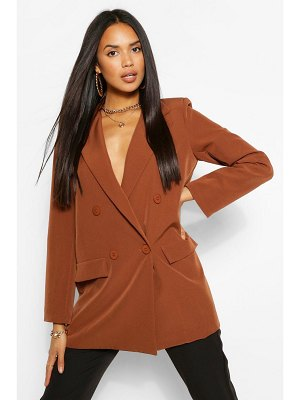 Boohoo The Oversized Boyfriend Blazer