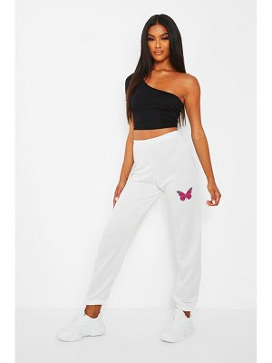 Boohoo Butterfly Print Joggers