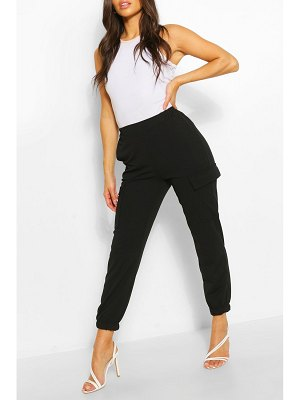 Boohoo Cargo Pocket Dress Pants