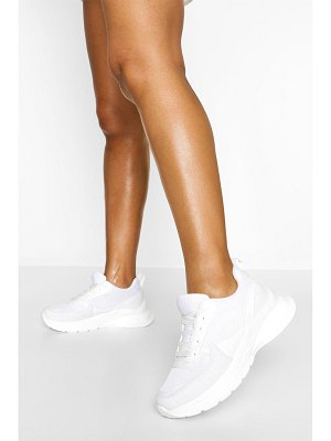 Boohoo Chunky Sole Sneakers