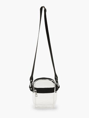 Boohoo Clear Mini Crossbody Bag