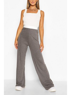 Boohoo Everyday Tonal Wide Leg Trouser
