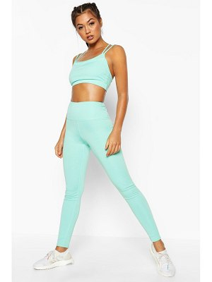 Boohoo Fit Seamless High Waisted Leggings