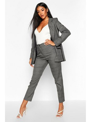 Boohoo flannel Tailored Trouser