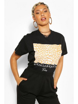 Boohoo In Is The New Out Slogan T-Shirt