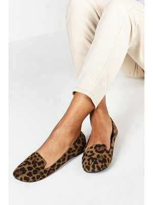 Boohoo Leopard Slipper Ballets