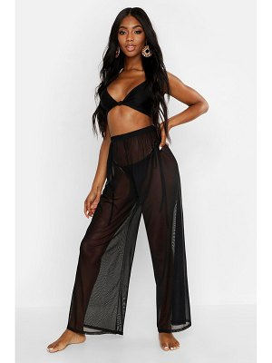 Boohoo Mesh Beach Pants