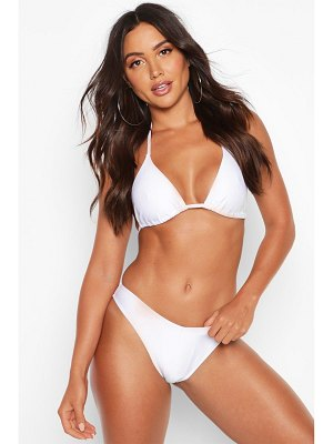 Boohoo Mix & Match Brazilian V Front Bikini Brief
