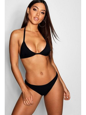Boohoo Mix & Match Ribbed Fixed Brief