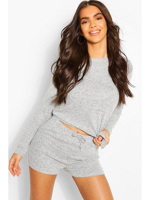 Boohoo Mix And Match Super Soft Lounge Shorts