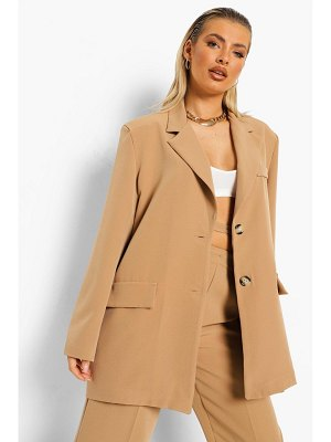 Boohoo Oversized Relaxed Fit Blazer