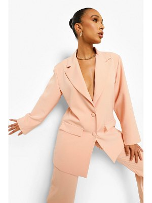 Boohoo Oversized Relaxed Fitted Blazer