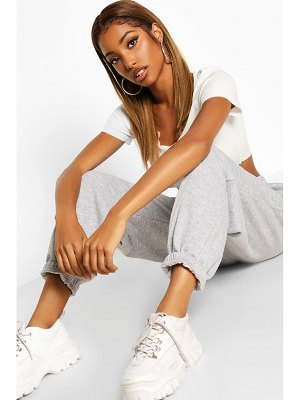 Boohoo Oversized Sweat Jogger
