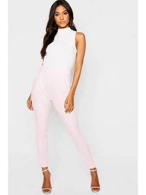 Boohoo Pleat Front Pants