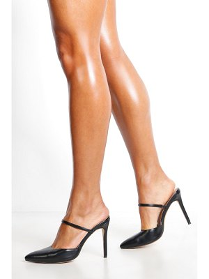 Boohoo Pointed Mule Court Shoes