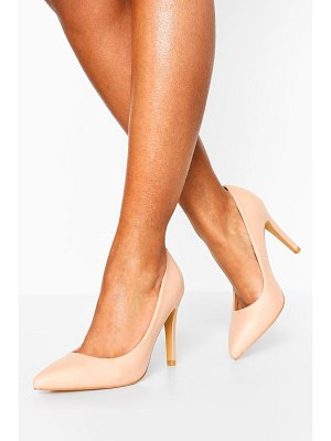 Boohoo Pointed Toe Courts