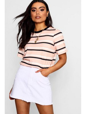 Boohoo Stripe T-Shirt