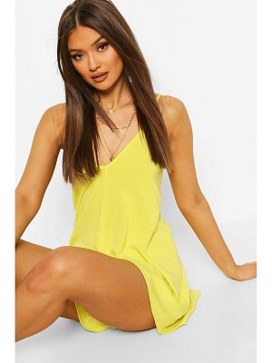 Boohoo Recycled Basic Strappy Romper