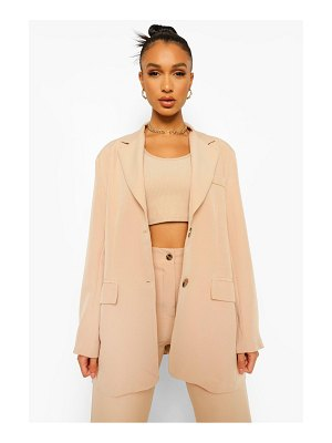 Boohoo Relaxed Fit Blazer