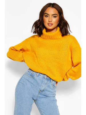 Boohoo Roll Neck Sweater