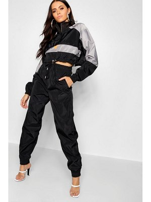 Boohoo Shell Suit Jogger