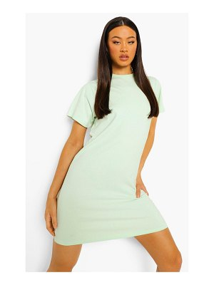 Boohoo Short Sleeve Mini Dress