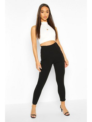 Boohoo Tapered Leg Trouser With Pocket Detail