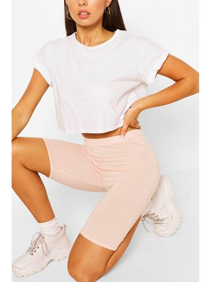 Boohoo The Basic Nude Cycling Short