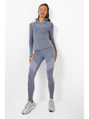 Boohoo Waist Shaping Active Legging
