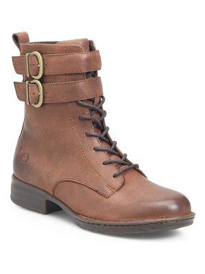 Born b?rn camryn lace-up boot