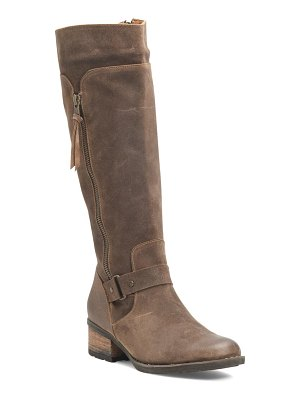 Born b?rn molema knee high boot