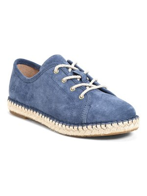 Born b?rn seel lace-up flat