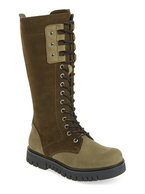 Bos. & Co. portage waterproof lace-up boot