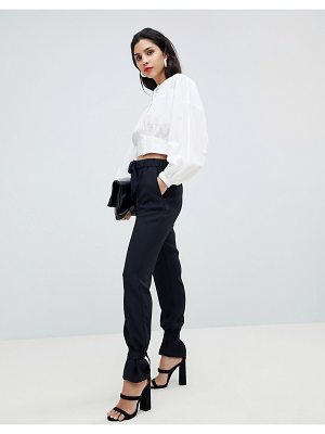 BOSS Casual Boss Casual Tailored Jogger with Tie Detail