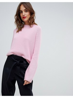 BOSS Casual pink classic sweater