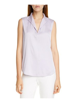 BOSS iolisa stretch silk blouse