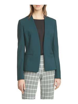 BOSS jalesta open front jacket