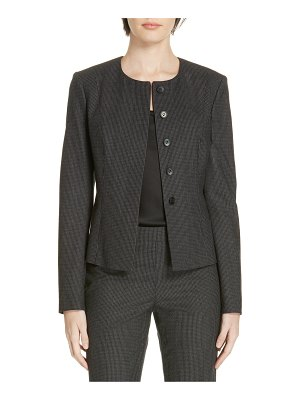 BOSS javilla wool suit jacket