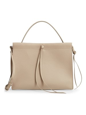 BOSS katlin small leather tote