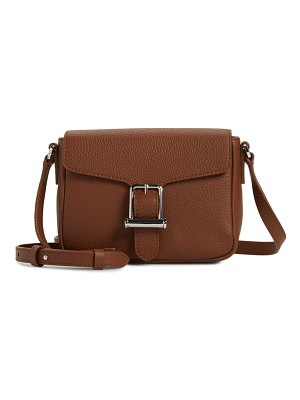 BOSS kristin leather crossbody bag
