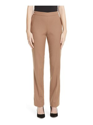 BOSS tamea tropical stretch wool trousers