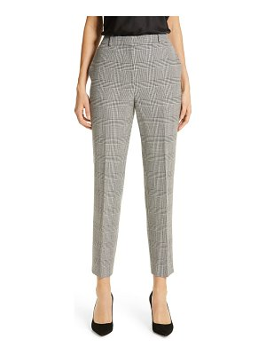 BOSS tavela suit ankle pants