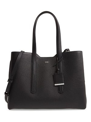BOSS taylor business leather tote