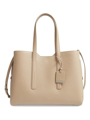 BOSS taylor leather tote