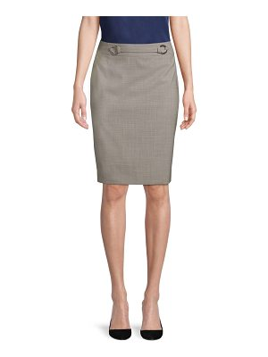 BOSS vavilla pencil skirt